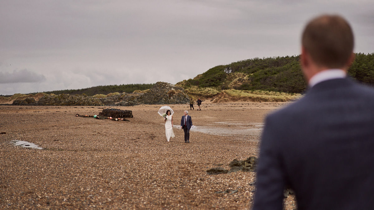 Anglesey Beach Wedding Photographer