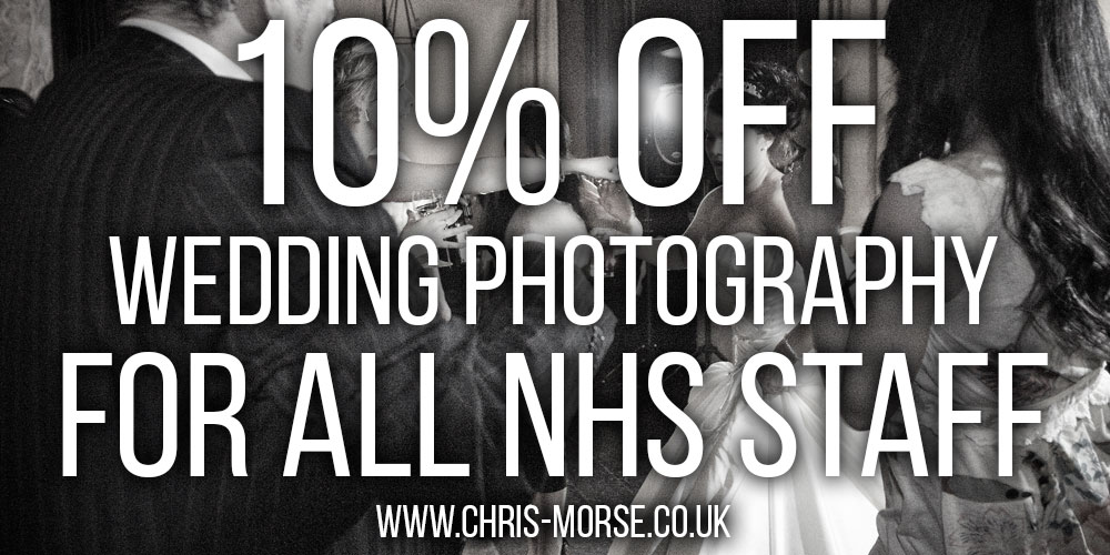 10% Discount For NHS Staff