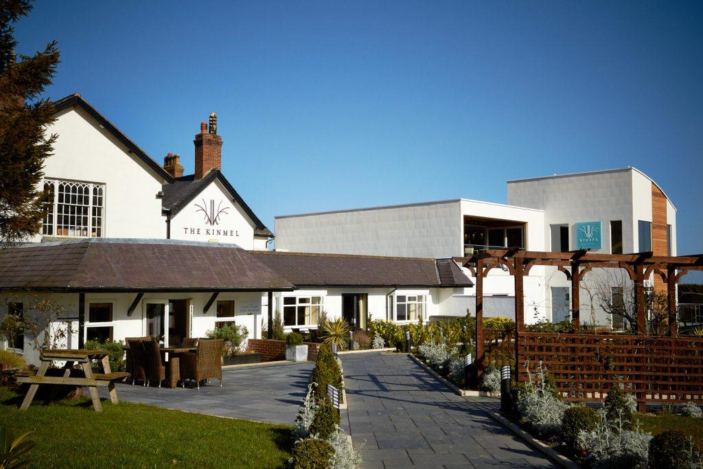 The Kinmel Manor Hotel & Spa Outside