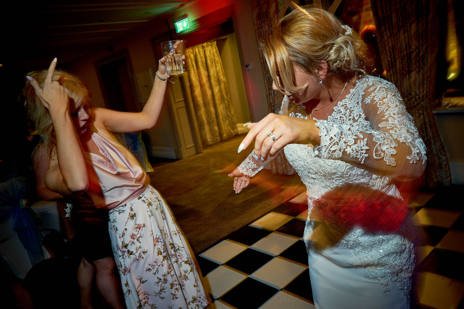 Crabwall Manor Wedding Photography - Emily & Andy - Chris