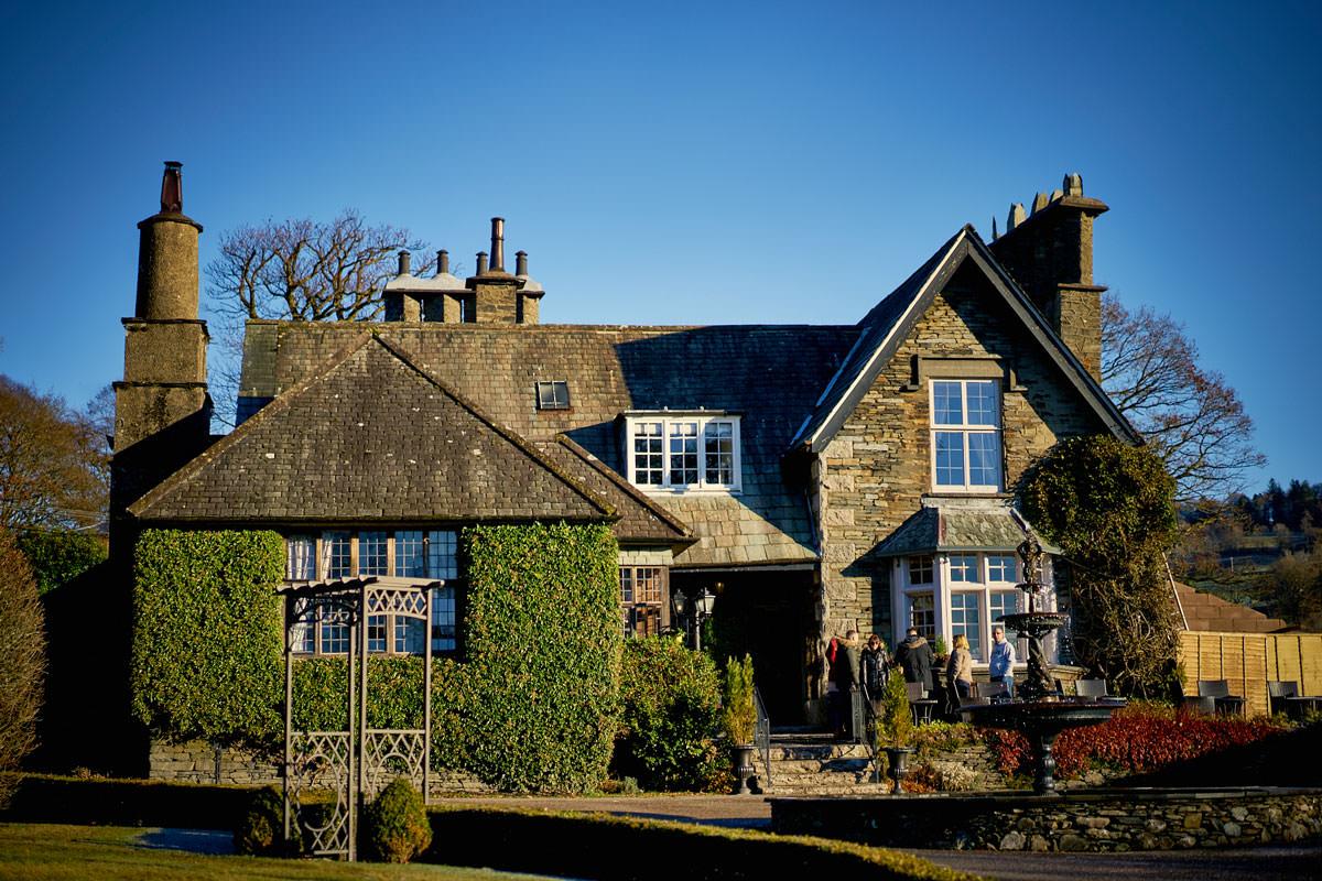 Broadoaks Country House Hotel Wedding Venue