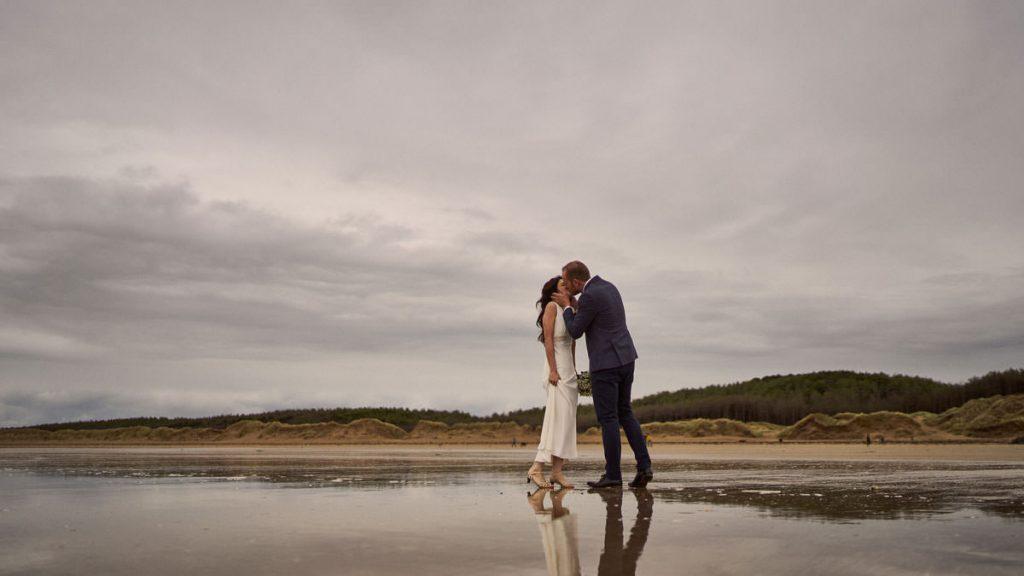Humanist Beach Wedding