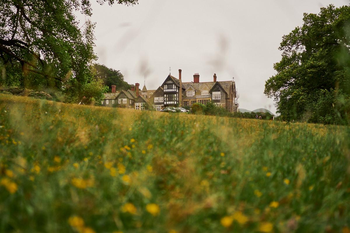 Plas Dinam Country House