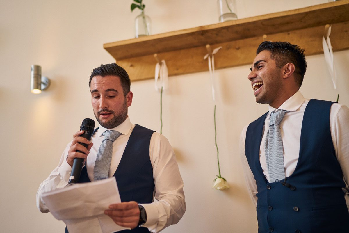 Best Man's speech at Millbridge Court