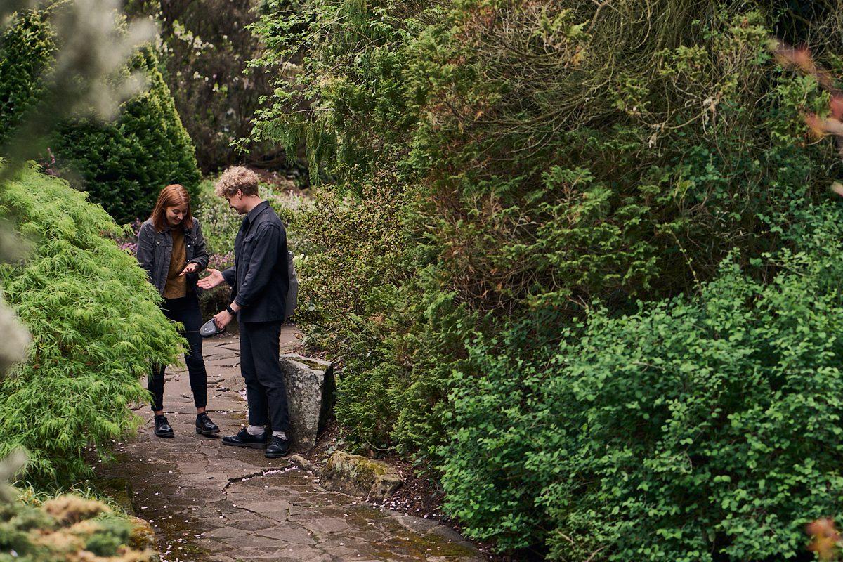 Surprise Proposal in Didsbury